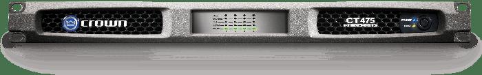 Crown Audio CT475 Four-Channel 75W Power Amplifier, CT475