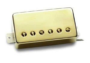 Seymour Duncan TB-11 Trembucker Custom Custom Pickup Gold Cover, 11103-70-Gc