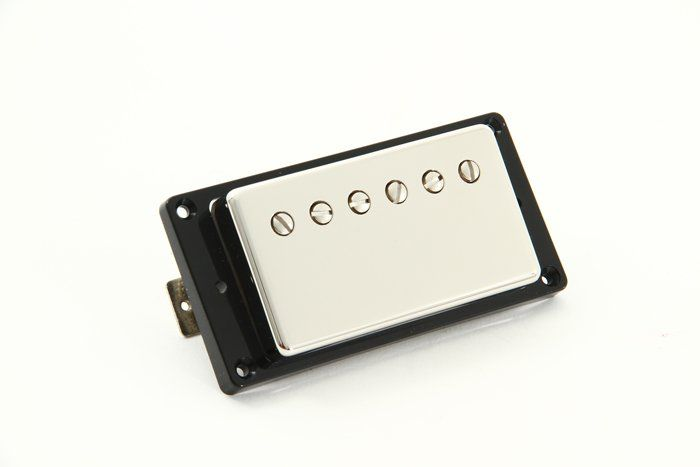 Seymour Duncan Humbucker SH-55N Seth Lover Model Neck Pickup Nickel Cover, 11101-20-Nc1C