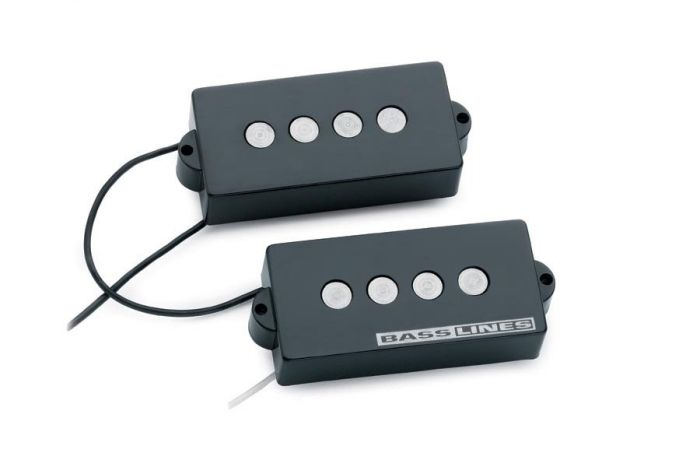 Seymour Duncan SPB-3 Quarter Pound Pickup For P-Bass, 11402-06