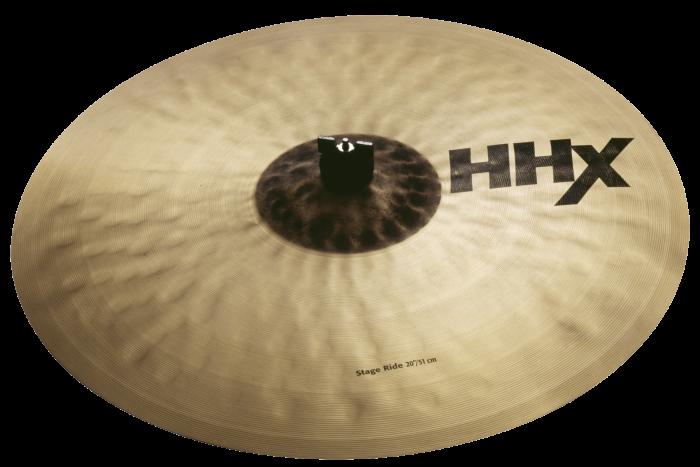 "Sabian 20"" HHX Stage Ride, 12012XN"