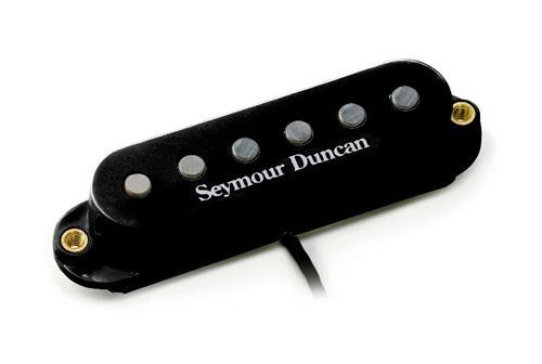 Seymour Duncan Humbucker STK-S7 Vintage Hot Stack Plus Pickup *Black or White Cover*, 11203-21