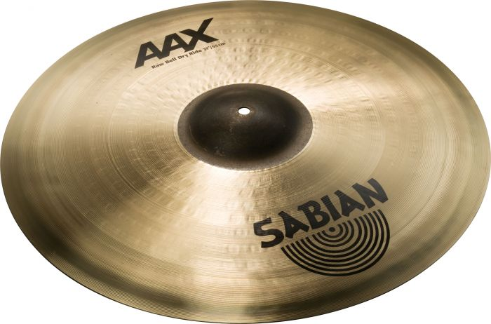 "Sabian 21"" AAX Raw Bell Dry Ride, 22172X"