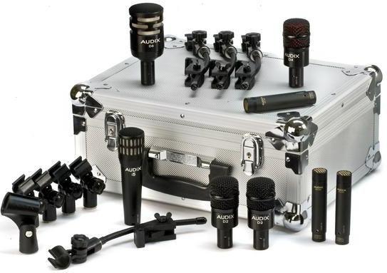 Audix DP Elite 8-piece Drum Mic Package