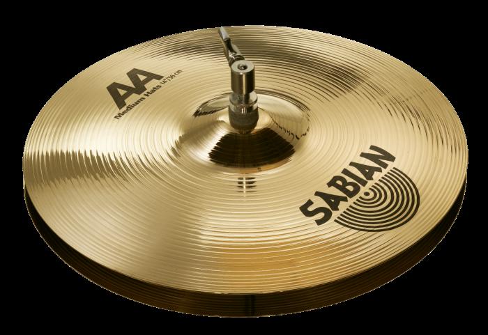 """Sabian 14"""" AA Rock Hats, 21403"""