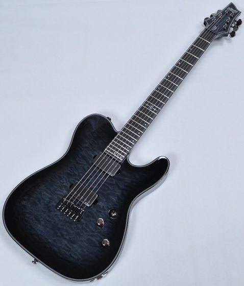 Schecter Hellraiser Hybrid PT Electric Guitar Trans Black Burst, 1934