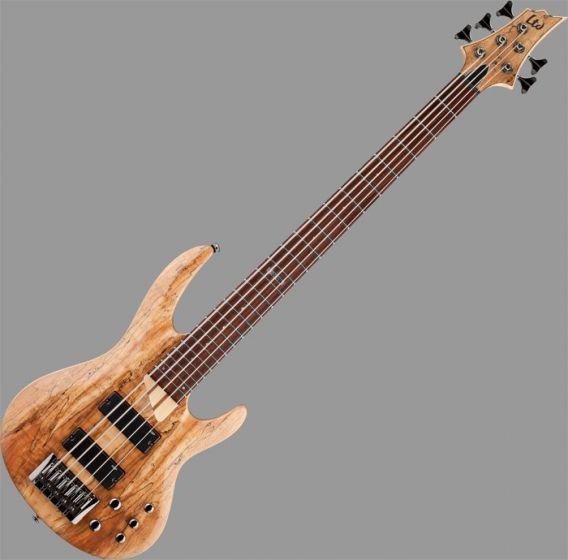 ESP LTD B-205SM Bass Guitar in Natural Stain Finish[, B-205SM-NS]