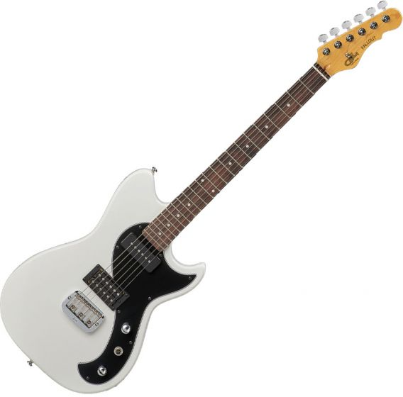 G&L Tribute Fallout Electric Guitar Alpine White[, TI-FAL-121R50R23]