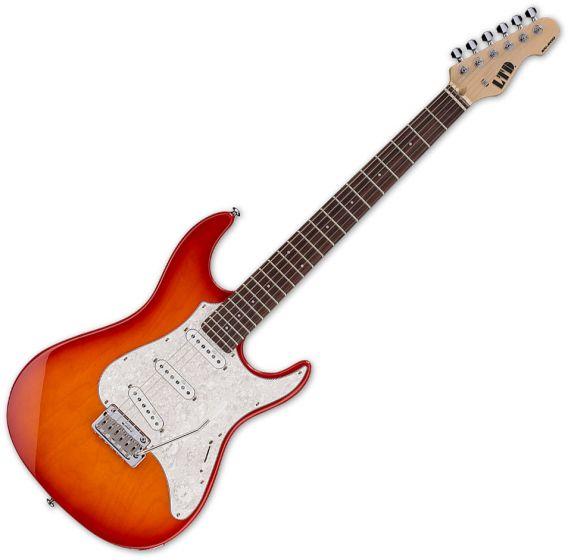 ESP LTD SN-200W Electric Guitar Copper Sunburst B-Stock, LSN200WRCPRSB.B