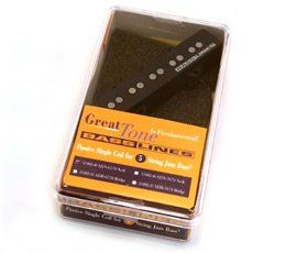 Seymour Duncan SJB-5B Passive 5-String Stack Bridge Pickup For Jazz Bass[, 11405-02]