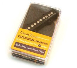 Seymour Duncan AJB-5B Active 5-String Bridge Pickup For Jazz Bass[, 11405-04]