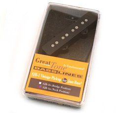 Seymour Duncan SJB-1N Vintage 4-String Neck Pickup For Jazz Bass, 11401-01