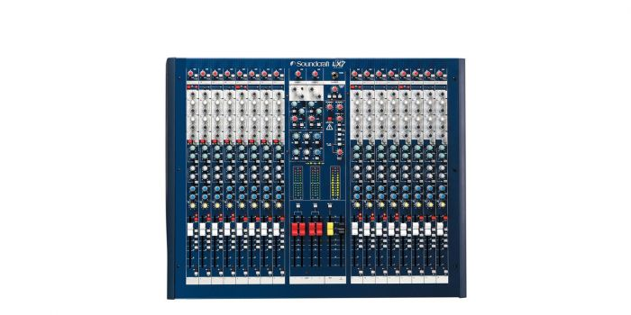 Soundcraft LX7ii 16ch 16+4/4/3 Console, RW5674