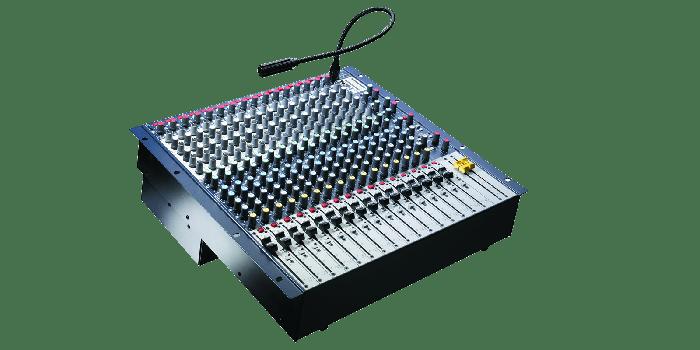 Soundcraft GB2R 16ch 16/2 GB Series Console, RW5754SM