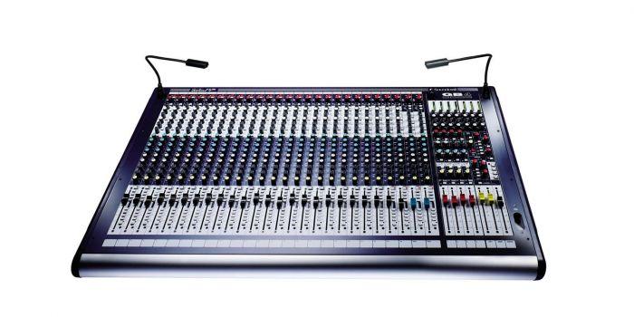 Soundcraft GB4 32ch  32+4/4/2 GB Series Console, RW5692SM