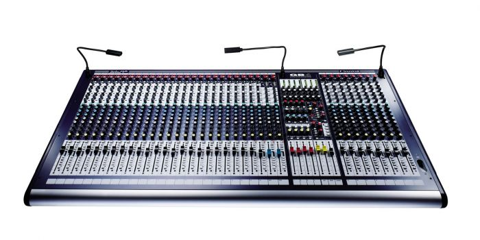 Soundcraft GB4 40ch  40+4/4/2 GB Series Console, RW5693SM