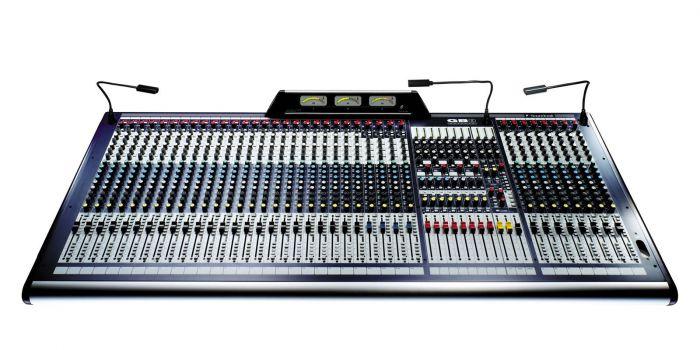 Soundcraft GB8 32ch  32+4/8/2 GB Series Console, RW5696SM