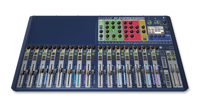 Soundcraft Si Expression 3 Digital Console B-Stock[, 5035679.B]