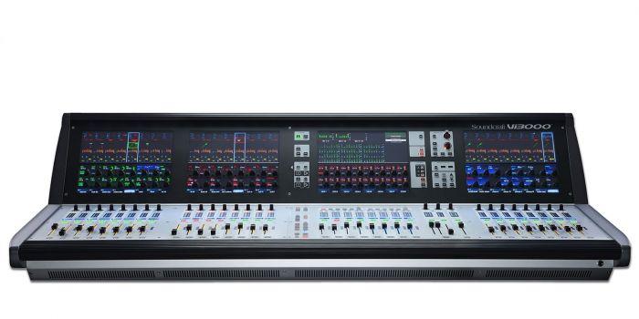 Soundcraft Vi3000 Vi Series Digital Live Sound Console B-Stock[, 5042680.B]