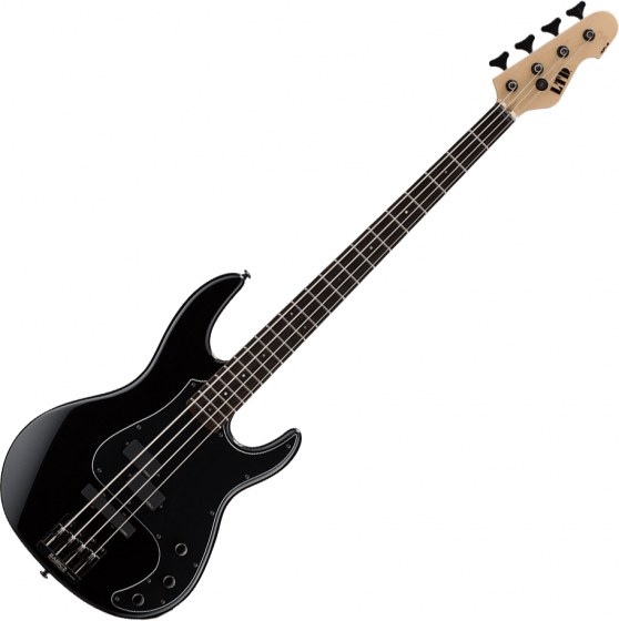 ESP LTD AP-4 Electric Bass Black, LAP4BLK