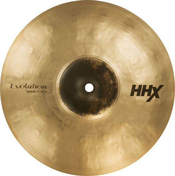 "SABIAN 12"" HHX Evolution Splash Brilliant Finish[, 11205XEB]"