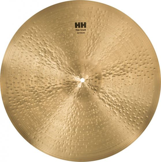 "Sabian 22"" HH Thin Crash, 12206"