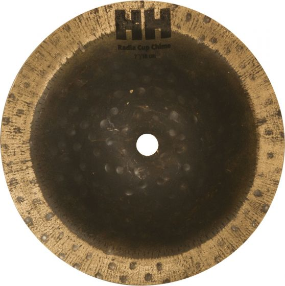 "Sabian 7"" HH Radia Cup Chime[, 10759R]"
