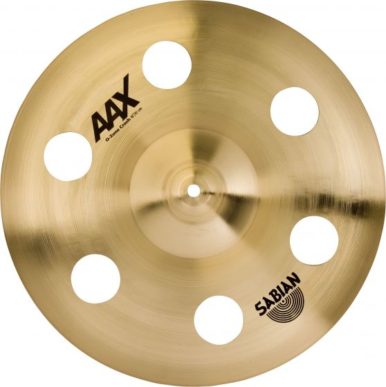 "Sabian 16"" AAX O-Zone Crash Brilliant Finish, 21600XB"