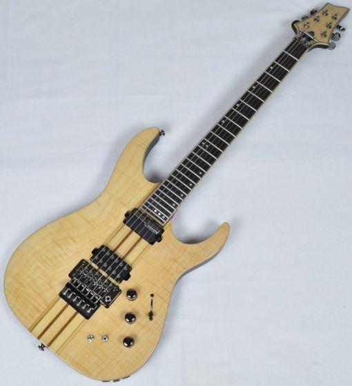 Schecter Banshee Elite-6 FR S Electric Guitar Gloss Natural, 1251