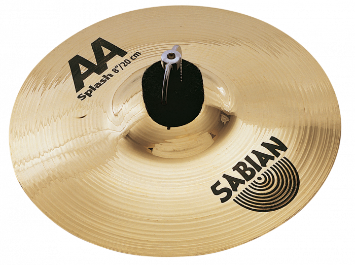 "Sabian 8"" AA Splash Brilliant Finish[, 20805B]"