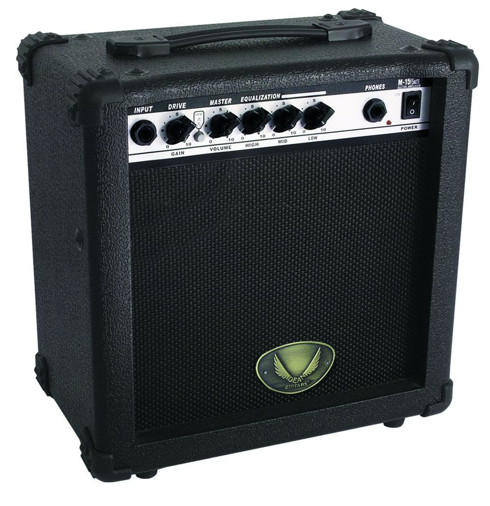 dean dean mean 15 guitar amp 15 watts m15. Black Bedroom Furniture Sets. Home Design Ideas