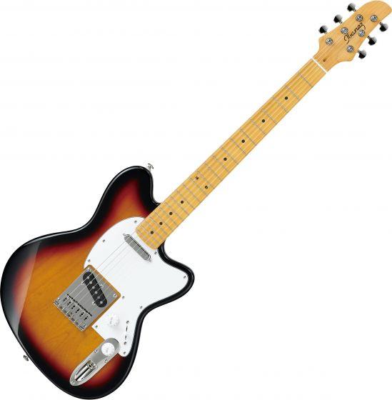 Ibanez Talman Standard TM302M Electric Guitar Tri Fade Burst, TM302MTFB