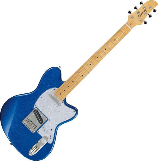 Ibanez Talman Standard TM302PM Electric Guitar Blue Sparkle, TM302PMBSP
