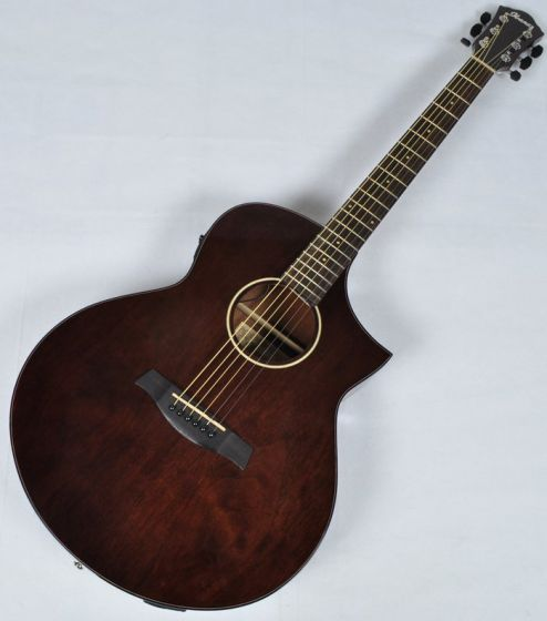 Ibanez AEW40CD-NT AEW Series Acoustic Electric Guitar in Natural High Gloss Finish, AEW40CDNT