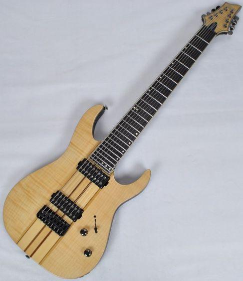 Schecter Banshee Elite-8 Electric Guitar Gloss Natural, 1254