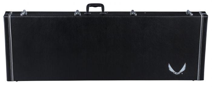 Dean Deluxe Hard Case Razor Back Bass DHS RZBACK BASS, DHS RZBACK BASS