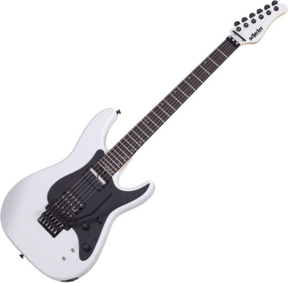 Schecter Sun Valley Super Shredder FR S Electric Guitar Gloss White, 1284