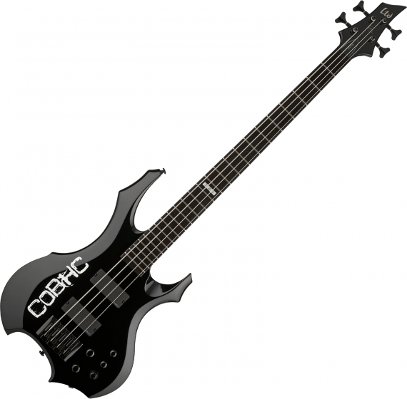 ESP LTD HTB-600 Signature Henkka T. Blacksmith Electric Bass, LHTB600