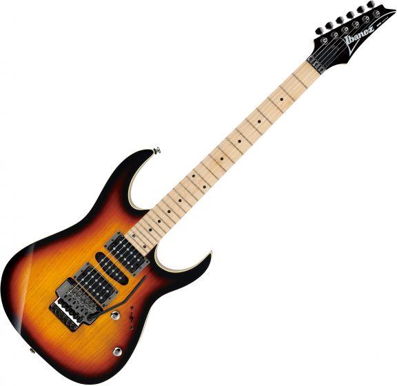 Ibanez RG Standard RG470AHM Electric Guitar Tri Fade Burst, RG470AHMTFB