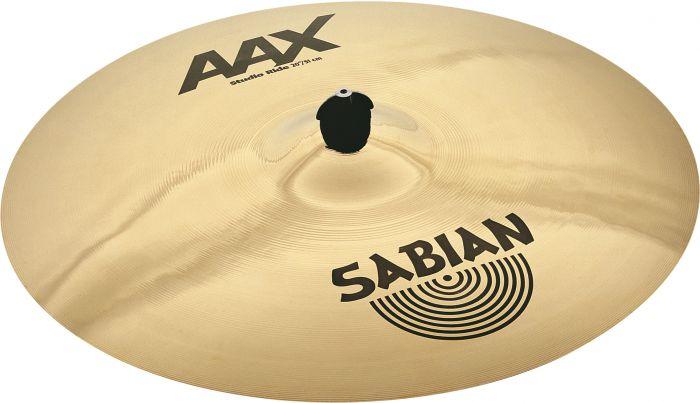 "Sabian 20"" AAX Studio Ride, 22010X"