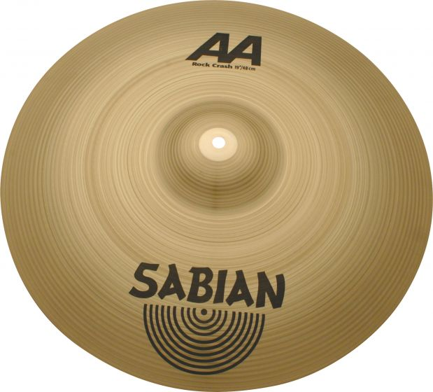 "Sabian 19"" AA Rock Crash, 21909"