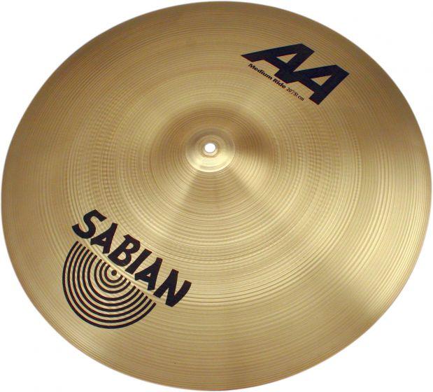 """Sabian 20"""" AA Medium Ride, 22012"""