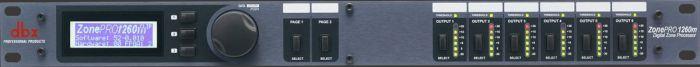 dbx 1260m 12x6 Digital Zone Processor, DBX1260MV
