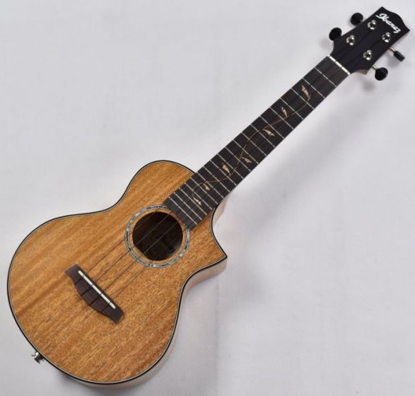 Ibanez UEW1MH Acoustic Electric Ukulele - Made in Japan B-Stock FA15050011, UEW1MH.B