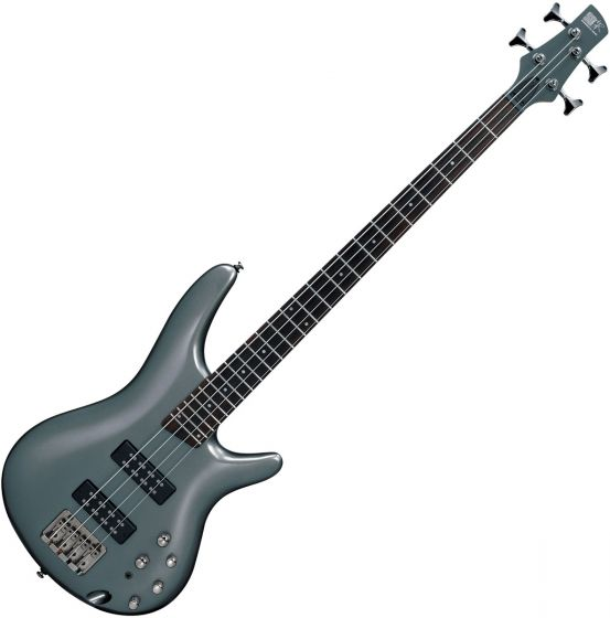 Ibanez SR300E Electric Bass Metallic Gray, SR300EMG