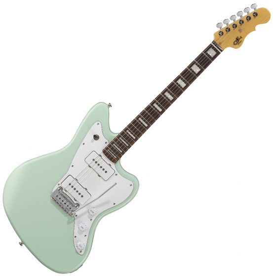G&L Tribute Doheny Electric Guitar in Surf Green, Tribute Doheny Surf Green