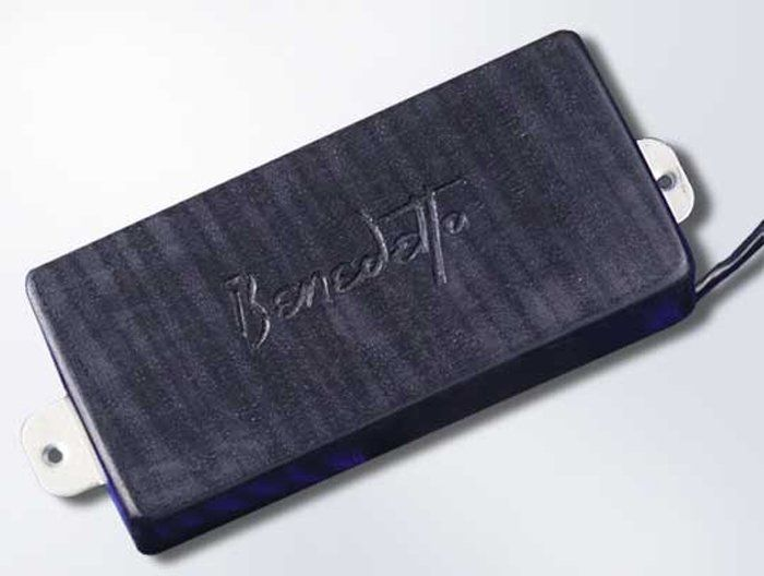 Seymour Duncan B-7 Benedetto Pickup (Black)[, 11601-05]