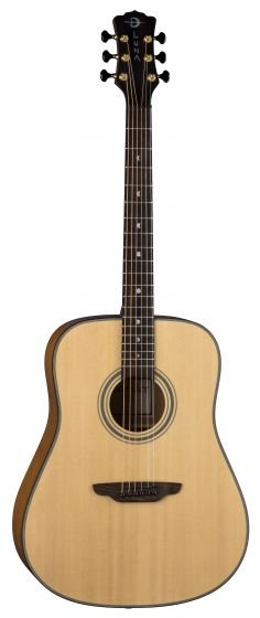 Luna Art Recorder All Solid Wood Dreadnought ART REC D, ART REC D