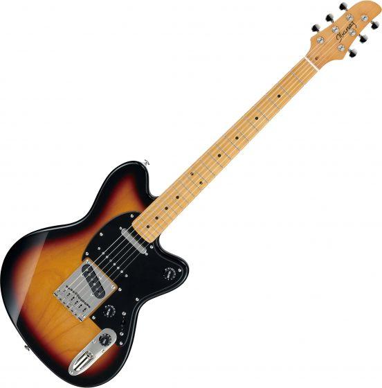 Ibanez Talman Standard TM303M Electric Guitar Tri Fade Burst, TM303MTFB