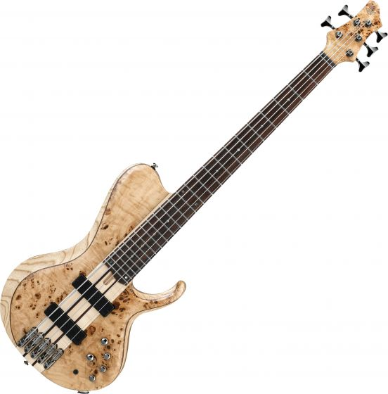 Ibanez Bass Workshop BTB845SC 5 String Electric Bass Natural Low Gloss[, BTB845SCNTL]